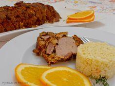 Lombinho de Porco com Crosta de Broa e Alheira,  http://7gramas-de-ternura.blogspot.pt/2012/11/lombinho-de-porco-com-crosta-de-broa-e.html