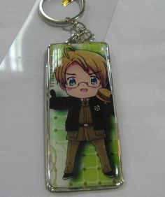 """I read """"Keychain"""" as """"kink-chain""""- wtf is wrong with me?"""