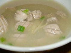 Kidney Ginger Soup