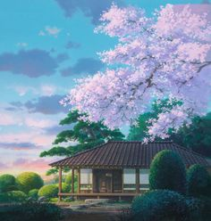 Scenery from The Wind Rises