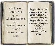 Lateinische Spruche Und Zitate