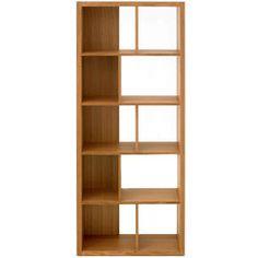 Heal's Forma Narrow Bookcase