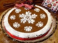 Βασιλόπιτα με σοκολάτα και αποξηραμένα σύκα