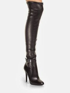 My Intimate Affair with Fashion: Jimmy Choo Thigh High Boots