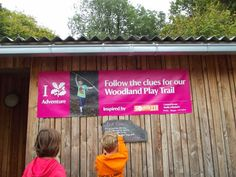 Sizergh Castle Woodland Play Trail - child led outdoor fun Single Mum, Family Days Out, Cumbria, Lake District, Outdoor Fun, My Children, Woodland, Trail, Castle