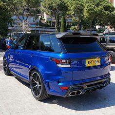 Overfinch SVR SuperSport Range Rover Sport