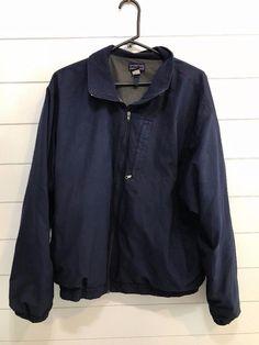 Patagonia Size XL Men's Zip Front Jacket #Patagonia #Jacket