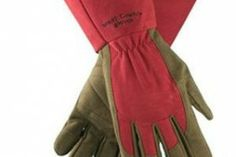 West County Gauntlet Rose Gloves - Extra Large