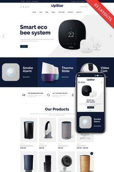 Compatibility : WordPress , WooCommerce is a modern and flexible WooCommerce Marketplace Ecommerce Web Design, Ecommerce Template, Wordpress Website Design, Website Design Layout, Web Layout, Website Design Inspiration, Web Themes, Website Themes, Brand Building