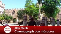 After Effects 171 Cinemagraph con mascaras