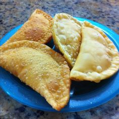 Pastelitos venezolanos..mom use to make them with black beans, chicken, pork or beef. Out of this world.