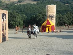 Bellum Dei 2010 - Parco della Grancìa (PZ)