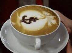 Coffee and capitalism: why drinking a cup of coffee does delegitimise Occupy London - The Commentator Coffee Art, Coffee Cups, Latte Art, Coffee Break, Coffee Drinks, Tableware, Food, Money, Losing Weight