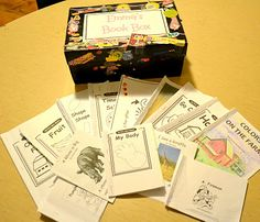 Printable Reading books...link list.  Great for Pre-K!
