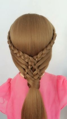 Hairstyle Tutorial 898 – – - Hair Styles For School Braids Tutorial Easy, Hairstyle Tutorial, Braids Easy, Natural Looking Wigs, Natural Hair Styles, Short Hair Styles, Braided Hairstyles Tutorials, Diy Hairstyles, Hairstyles Videos