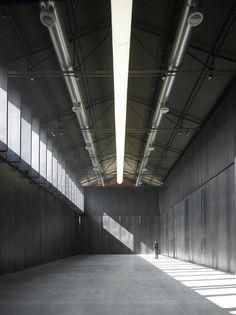 Hangar 16, Matadero, Madrid - Iñaqui Carnicero Architecture