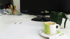 Vem tomar um café com a gente, você é nosso convidado.