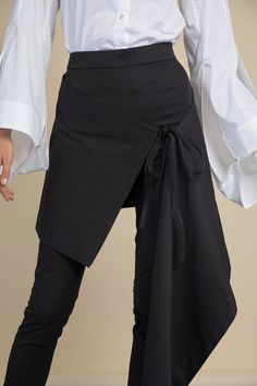 Atomic Skinny Cotton Trousers Palmer Harding, Trousers, Pants, Skinny Fit, Black Cotton, Fitness Models, Skirts, Collection, Fashion