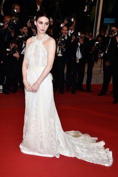 Robe De Rooney Mara Sexy Encore Oscars