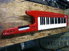 Roland AX 1 Keytar Keyboard MIDI Controller REDAX1 | eBay