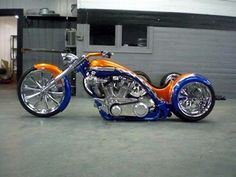 Great looking Pro Street bike!