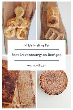 Find the best luxembourgish recipes on Milly's Melting Pot - if you want to surprise someone or try out something new, Luxembourg's cuisine is like the lovechild of germanic hearty foods with french finesse! Melting Pot Recipes, Food Chemistry, Soup Starter, Quick Easy Dinner, Fusion Food, Foodblogger, Fun Cooking, Fabulous Foods, Light Recipes