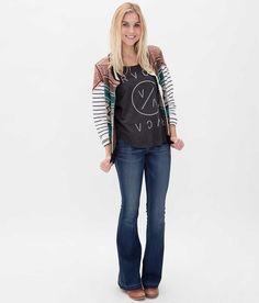 Gimmicks by BKE Pieced Cardigan Sweater - Women's Cardigans | Buckle