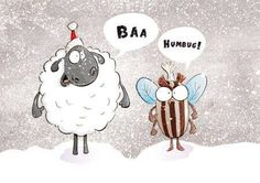 Funny Christmas Jokes, Christmas Cartoons, Christmas Humor, Christmas Time, Christmas Cards, Xmas, Christmas Ornaments, Funny Puns, Funny Cartoons
