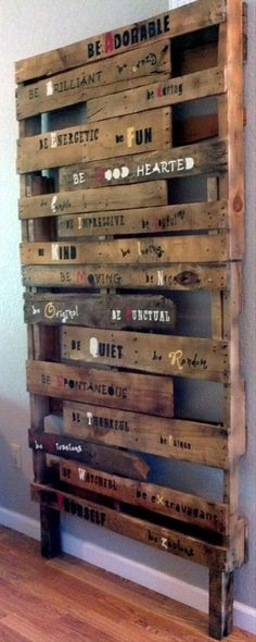 uses for old pallets (25)
