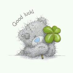 Good luck tatty teddy me to you Tatty Teddy, Teddy Bear Images, Teddy Bear Pictures, Good Luck Clover, Blue Nose Friends, Cute Clipart, Love Bear, Cute Teddy Bears, Cute Pictures
