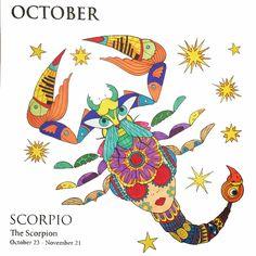 2017 Colouring Calendar by Kelly O'Gorman