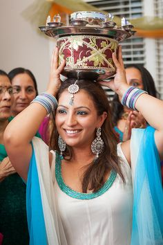 Make the girls in your family decorate the Jago with stones, glitter, gota (indian suit borders) and small bells.