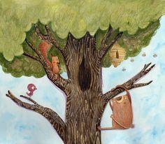 olishka   Illustrations by Aleksandra Szmidt