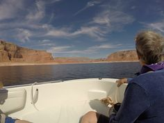 Exploring Lake Powell