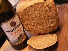 Bread Machine All-American Beer Bread - don't have a machine, so made it the old fashioned way, so good