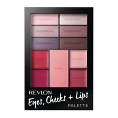 Revlon Eyes, Cheeks + Lips Palette Berry In Love 17 g