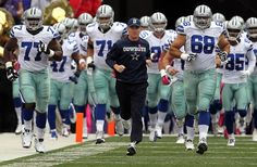 Ex-Cowboy Tony Casillas: Forget deer antler spray, '90s Cowboys used ointment for horses