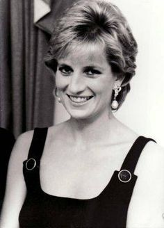 Black and White Diana