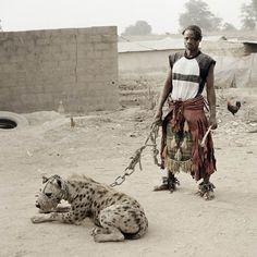 Hyena Men - Pieter Hugo