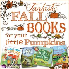 We have selections for every occasion! Here are just a few great options for fall!   Let me be your book lady! Email me at LovingHart@icloud.com for personal recommendations. Let's book a Facebook party to earn you FREE books!  Shop more than 2,000 titles at LovingHartLibrary.com  #Education #Reading #Literacy #ChildrensBooks #KidsBooks #BabyBooks #Homeschool #Books