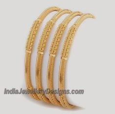 Image result for daily use gold bangles design