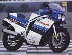 Original model Suzuki GSX-R750
