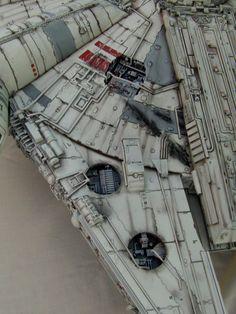 Deagostini 'Build The Millennium Falcon' Out Of The Box Build Studio Scale