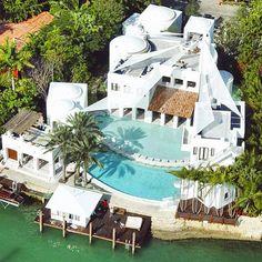 $22,500,000 Bayfront Hibiscus Island Mansion in Florida