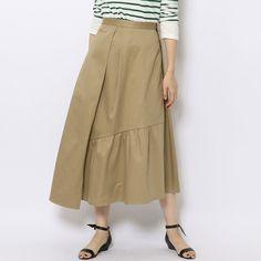 New style chic rock shirts ideas Skirt Fashion, Hijab Fashion, Fashion Dresses, Skirt Pants, Midi Skirt, Jeans Pants, Mini Shirt Dress, Culottes, Classy Chic