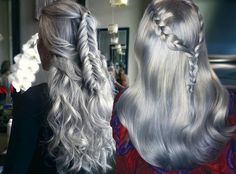 Silver Hair Color Ideas and Tips for Dyeing, Maintaining Your Grey Hair