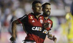 Éverton marca Flamengo vence o Vasco e dorme na vice-liderança