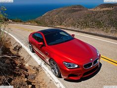 BMW M6 Coupe [US] (2013)