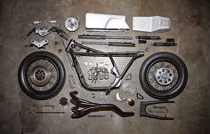 Honda DCB750 by Instrument ~ Return of the Cafe Racers