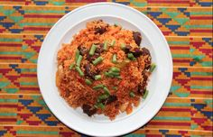 8 Recipes for Jollof Rice from across the continent